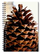 Perfect Pinecone Spiral Notebook