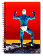 Perfect Pose Spiral Notebook