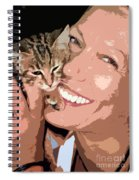 Perfect Smile Spiral Notebook