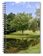 Perfect Spot For A Picnic Spiral Notebook