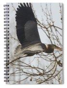 Perfect Stick Spiral Notebook
