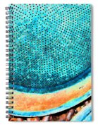 Perforated II Spiral Notebook