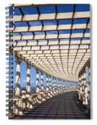 Pergola Da Foz In Porto Spiral Notebook