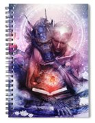 Perhaps The Dreams Are Of Soulmates Spiral Notebook