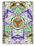 Perihelion Rising Spiral Notebook