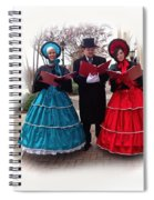 Sing Sing Sing Spiral Notebook