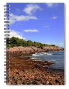Perkins Cove Spiral Notebook