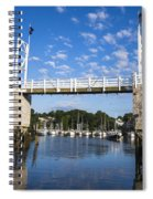 Perkins Cove - Maine Spiral Notebook