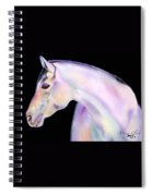 Perlino Night Spiral Notebook