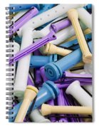 Perm Rods 5 Spiral Notebook