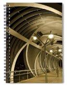 Perrault Bridge Spiral Notebook