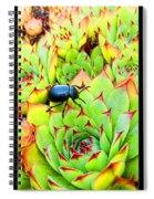 Persevere I Spiral Notebook