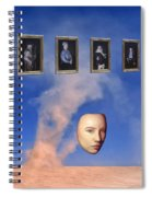 Persistent Remembrance Spiral Notebook