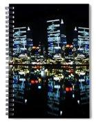 Perth 18 Spiral Notebook