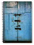 Peruvian Door Decor 8 Spiral Notebook