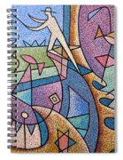 Pescador De Ilusoes  - Fisherman Of Illusions Spiral Notebook