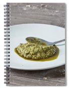 Pesto Spiral Notebook