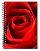 Petal Of Honor Spiral Notebook