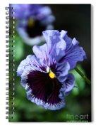 Petal Ruffles Spiral Notebook