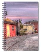 Petaluma Morning Spiral Notebook
