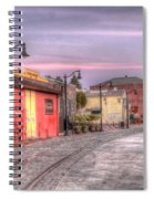 Petaluma Morning Spiral Notebook