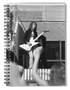 Day On The Green 6-6-76 #6 Spiral Notebook