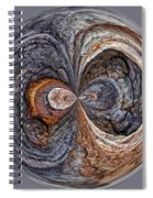 Peter Iredale Orb W Spiral Notebook