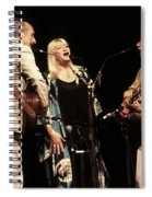 Peter Paul And Mary Spiral Notebook