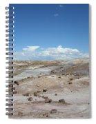 Petrified Forest Spiral Notebook