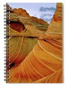 Petrified Sand Dunes The Wave Spiral Notebook