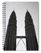 Petronas Dusk Spiral Notebook