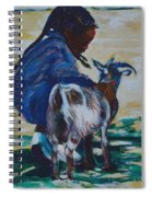Petting Zoo Spiral Notebook