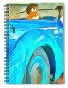 Peugeot Darl'mat Spiral Notebook