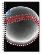 Pewter Spiral Notebook