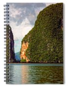 Phang Nga Bay Spiral Notebook