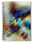 Phantom Lik Spiral Notebook