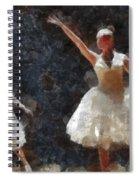 Phantom Of The Opera Spiral Notebook