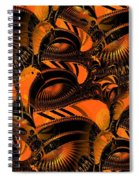 Pharaoh's Dream Spiral Notebook