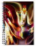 Pharaonic Council Spiral Notebook