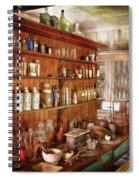 Pharmacist - Behind The Scenes  Spiral Notebook