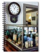 Pharmacist - Corner Drug Store Spiral Notebook