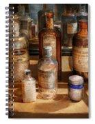 Pharmacist - Digestable Spiral Notebook