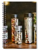 Pharmacist  For All That Ails You Spiral Notebook