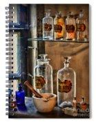 Pharmacist - Medicine Bottles Spiral Notebook