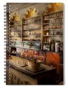 Pharmacist - The Dispensatory Spiral Notebook
