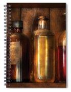Pharmacist - Various Elixirs  Spiral Notebook