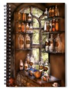 Pharmacist - Various Potions Spiral Notebook