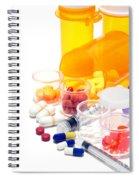 Pharmacopoeia  Spiral Notebook