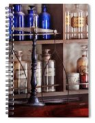 Pharmacy - Apothecarius  Spiral Notebook