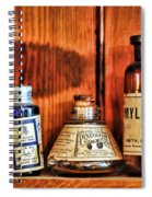 Pharmacy - Cocaine In A Bottle Spiral Notebook